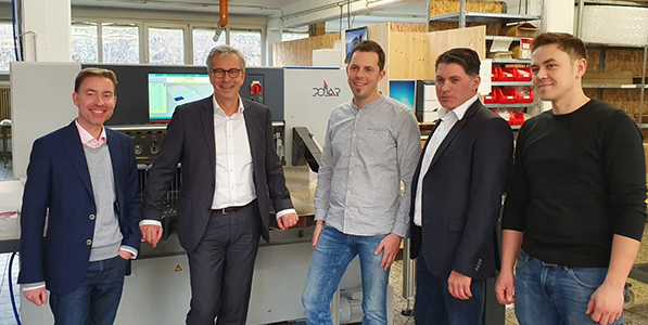 marcolor invests in a high-speed cutter N 115 PRO