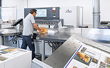 Druckerei Kyburz AG relies on POLAR CuttingSystem 200